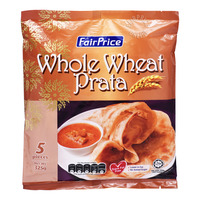 FairPrice Frozen Whole Wheat Prata