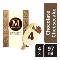 Magnum Ice Cream - Chocolate Cheesecake