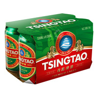 Tsingtao Premium Lager Can Beer