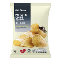 FairPrice Potato Chips - Black Pepper