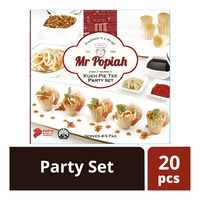 Mr Popiah Kueh Pie Tee - Party Set