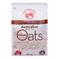 Red Tractor Foods Instant Oats - Australian Creamy Style