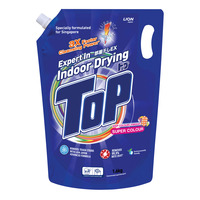 Top Concentrated Liquid Detergent Refill - Super Colour