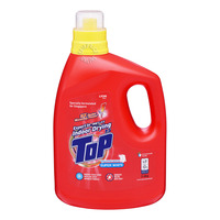 Top Concentrated Liquid Detergent Bottle - Super White