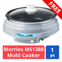 FREE Morries Multi Cooker