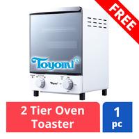 FREE Toyomi Oven Toaster