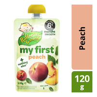 Rafferty's Garden My First Baby Food - Peach