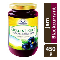 Golden Light Jam - Blackcurrant