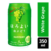 Suntory Horoyoi Shochu Cocktail Can Drink - White Grape