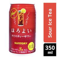 Suntory Horoyoi Shochu Cocktail Can Drink - Sour Ice Tea
