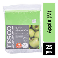 Tesco Apple Scented Garbage Bags - Apple (M)