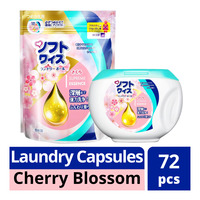 Softwice Laundry Capsules - Cherry Blossom