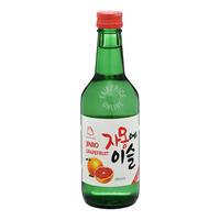 Jinro Chamisul Bottle Soju - Grapefruit