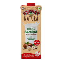 Borges Natura Rice & Hazelnut UHT Drink