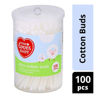 Tesco Loves Baby Cotton Buds - Mini