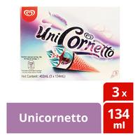 Cornetto Ice Cream Cone - Unicornetto