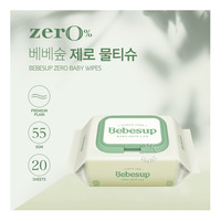 Bebesup Baby Wipes - Zero