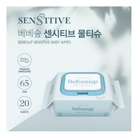Bebesup Baby Wipes - Sensitive