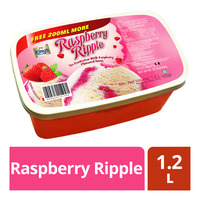 F&N King's Ice Cream - Raspberry Ripple