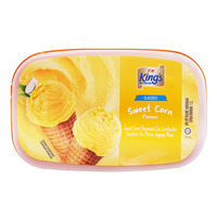 F&N King's Ice Cream - Sweet Corn
