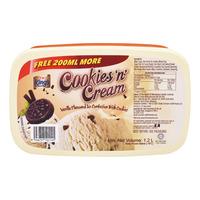 F&N King's Ice Cream - Cookies 'n' Cream