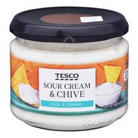 Tesco Dip - Soured Cream & Chive