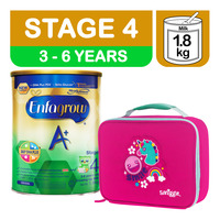 Enfagrow A+ Growing Up Milk Formula - Stage 4 + Free Lunch Bag