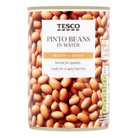 Tesco Beans in Water - Pinto