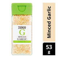 Tesco Minced Garlic