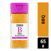 Tesco Seasoning - BBQ