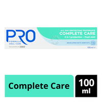 Tesco Pro All Day Protection Toothpaste - Complete Care