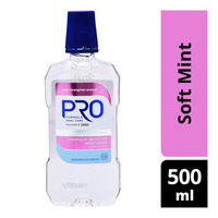 Tesco Pro Complete Sensitive Mouthwash - Soft Mint