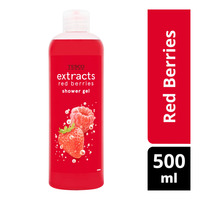 Tesco Extracts Shower Gel - Red Berries