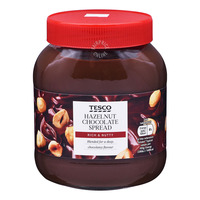 Tesco Chocolate Spread - Hazelnut