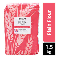 Tesco Plain Flour
