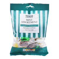 Tesco Mint Candy - Assortment