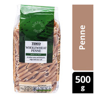 Tesco Wholewheat Pasta - Penne
