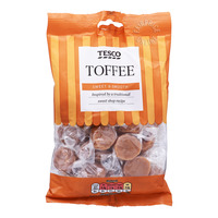 Tesco Toffee