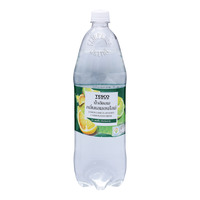 Tesco Carbonated Flavoured Drink - Lemon Lime
