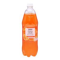 Tesco Carbonated Flavoured Drink - Orange