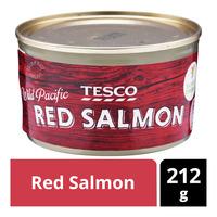 Tesco Can Red Salmon
