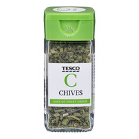 Tesco Dried Herb - Chives