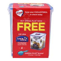 Nestle Omega Plus Adult Milk Powder -ActiCol+FreeContainer&Scoop