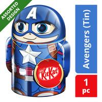 Nestle Kit Kat Avengers Tin - Assorted