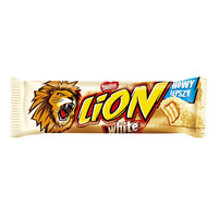 Nestle Lion Chocolate Bar - White