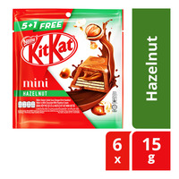 Nestle Kit Kat Mini Chocolate Bar - Hazelnut