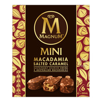 Magnum Mini Ice Cream - Macadamia Salted Caramel