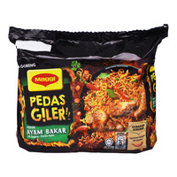 Maggi Hot Heads Instant Noodle - Roast Chicken Mee Goreng