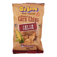 GoNutz Wholegrain Corn Chips - Salsa