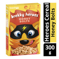 Freedom Foods Brekky Heroes Cereal - Honey Bolts